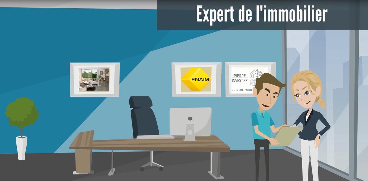 Vidéo de présentation de Pierre Invest