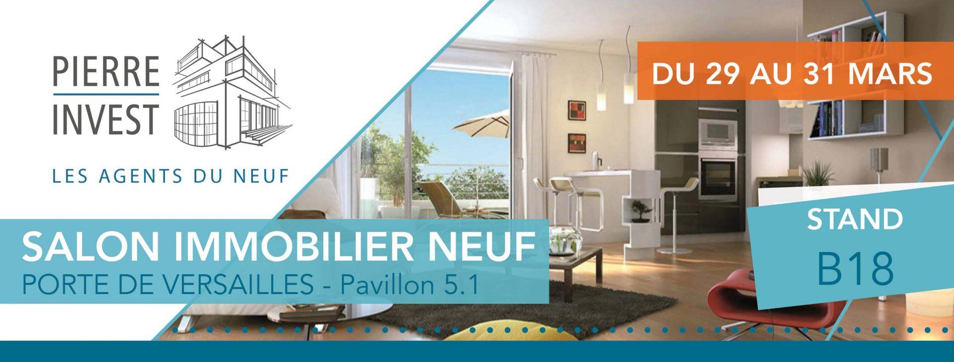 Salon de l'immobilier neuf Paris  2019
