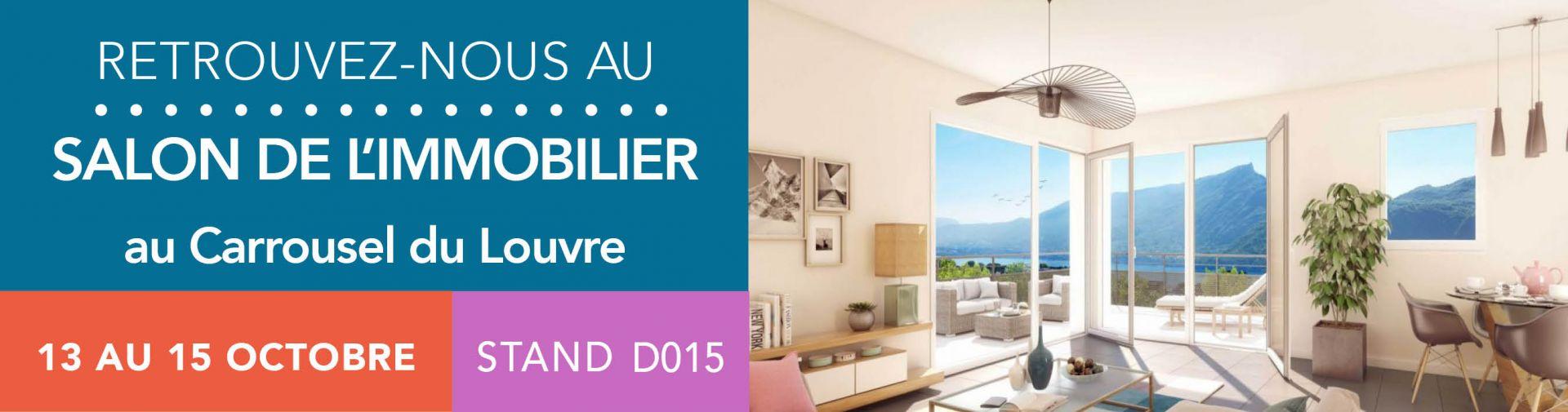 Salon de l 39 immobilier pierre invest - Salon national de l immobilier ...