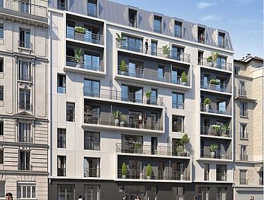 achat appartement neuf paris immobilier neuf paris. Black Bedroom Furniture Sets. Home Design Ideas